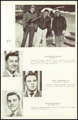1951 Campion Jesuit High School Yearbook Page 62 & 63