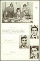 1951 Campion Jesuit High School Yearbook Page 70 & 71