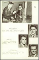 1951 Campion Jesuit High School Yearbook Page 72 & 73