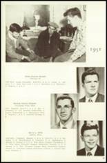 1951 Campion Jesuit High School Yearbook Page 74 & 75