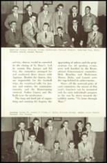 1951 Campion Jesuit High School Yearbook Page 86 & 87