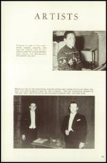 1951 Campion Jesuit High School Yearbook Page 106 & 107