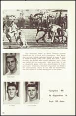 1951 Campion Jesuit High School Yearbook Page 128 & 129