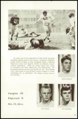 1951 Campion Jesuit High School Yearbook Page 130 & 131