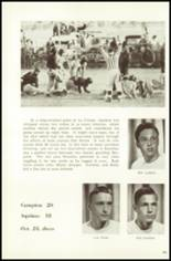 1951 Campion Jesuit High School Yearbook Page 132 & 133