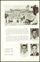1951 Campion Jesuit High School Yearbook Page 134 & 135