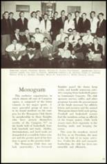 1951 Campion Jesuit High School Yearbook Page 136 & 137