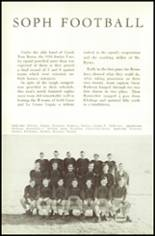 1951 Campion Jesuit High School Yearbook Page 142 & 143