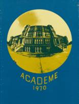 1970 Yearbook Academy High School