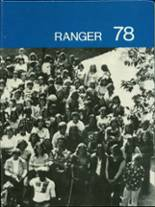 1978 Yearbook Roosevelt High School