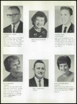 1964 Paw Paw High School Yearbook Page 10 & 11