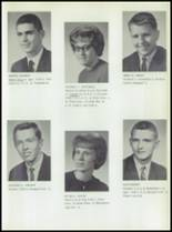 1964 Paw Paw High School Yearbook Page 12 & 13