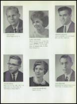 1964 Paw Paw High School Yearbook Page 14 & 15