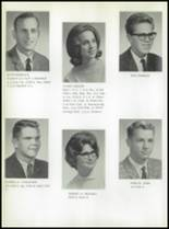 1964 Paw Paw High School Yearbook Page 16 & 17