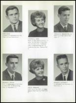 1964 Paw Paw High School Yearbook Page 20 & 21