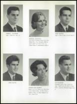 1964 Paw Paw High School Yearbook Page 22 & 23