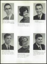 1964 Paw Paw High School Yearbook Page 24 & 25