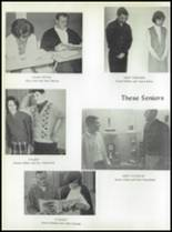 1964 Paw Paw High School Yearbook Page 30 & 31