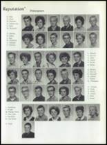 1964 Paw Paw High School Yearbook Page 36 & 37