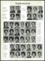 1964 Paw Paw High School Yearbook Page 38 & 39