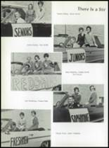 1964 Paw Paw High School Yearbook Page 54 & 55
