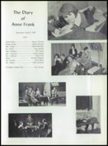 1964 Paw Paw High School Yearbook Page 72 & 73