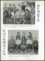 1964 Paw Paw High School Yearbook Page 74 & 75