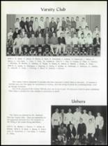 1964 Paw Paw High School Yearbook Page 82 & 83