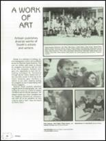 1993 Raytown South High School Yearbook Page 100 & 101