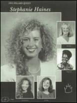1993 Raytown South High School Yearbook Page 130 & 131