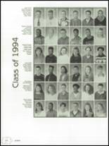 1993 Raytown South High School Yearbook Page 176 & 177
