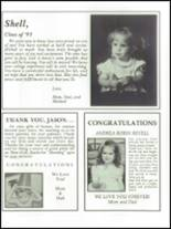 1993 Raytown South High School Yearbook Page 220 & 221