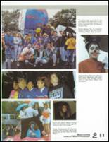 1991 Springfield High School Yearbook Page 14 & 15