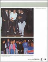 1991 Springfield High School Yearbook Page 16 & 17