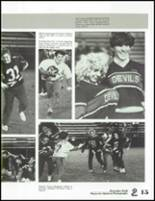 1991 Springfield High School Yearbook Page 18 & 19