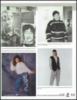 1991 Springfield High School Yearbook Page 20 & 21
