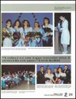1991 Springfield High School Yearbook Page 24 & 25