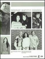 1991 Springfield High School Yearbook Page 26 & 27