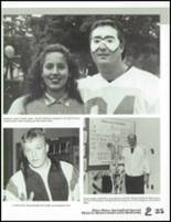 1991 Springfield High School Yearbook Page 28 & 29