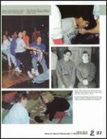 1991 Springfield High School Yearbook Page 30 & 31