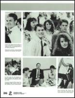 1991 Springfield High School Yearbook Page 40 & 41