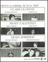 1991 Springfield High School Yearbook Page 46 & 47