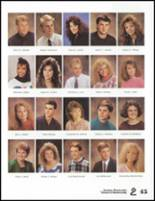 1991 Springfield High School Yearbook Page 48 & 49