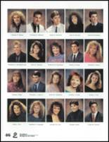 1991 Springfield High School Yearbook Page 50 & 51