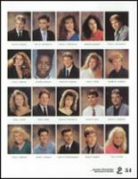1991 Springfield High School Yearbook Page 54 & 55