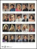 1991 Springfield High School Yearbook Page 58 & 59
