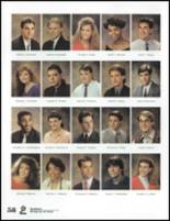 1991 Springfield High School Yearbook Page 62 & 63