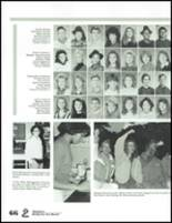 1991 Springfield High School Yearbook Page 70 & 71