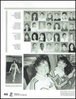 1991 Springfield High School Yearbook Page 72 & 73