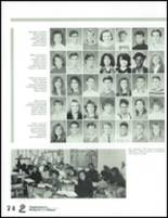 1991 Springfield High School Yearbook Page 78 & 79